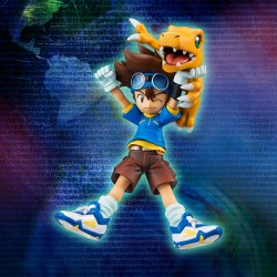 Digimon Adventure - Agumon - Yagami Taichi - G.E.M
