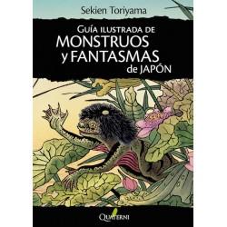 Guía ilustrada de mosntruos y fantasmas de Japón.