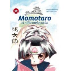 Momotaro, el niño melocotón.