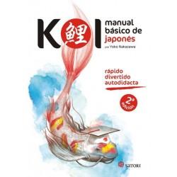 KOI manual básico de japonés.