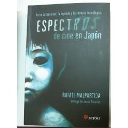 ESPECTROS de cine en Japón.
