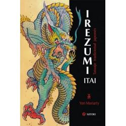Irezumi itai. Tatuaje tradicional japonés.