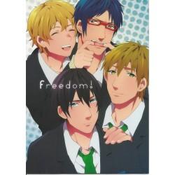 FREE! (Yaoi) - Freedom!