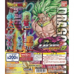 (PACK) Dragon Ball - UDM Burst 19