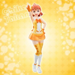 Love Live ! Sunshine !! - CHIKA TAKAMI - Daisuki dattara Daijoubu! - SSS Figure