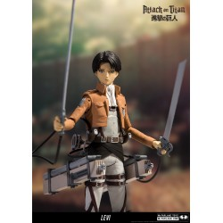 Attack On Titan - LEVI ACKERMAN - McFarlane Toys