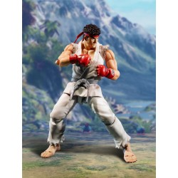 Street Fighter - RYU - S.H.Figuarts