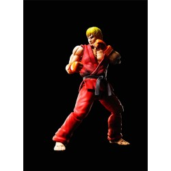 Street Fighter - KEN - S.H.Figuarts