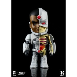 DC COMICS - CYBORG - XXRAY FIGURE