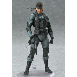 Metal Gear Solid 2: Sons of Liberty - Solid Snake - Figma
