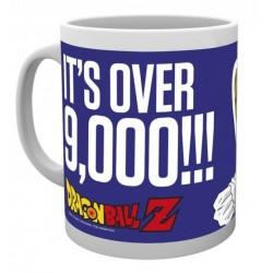 Taza DRAGON BALL Z - Vegeta (IT´S OVER 9.000!!!) - 300 ml