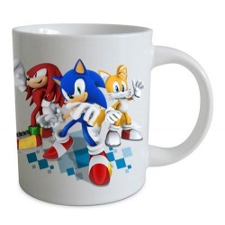 Taza SONIC THE HEDGEHOG - Sonic & Tails - 240 ml