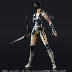 Final Fantasy VII: Advent Children - Yuffie Kisaragi - Play Arts Kai