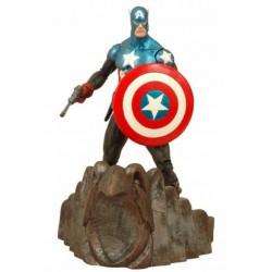 Marvel Select - CAPITÁN AMÉRICA - 18 cm