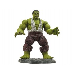 Marvel Select - HULK SALVAJE - 24 cm
