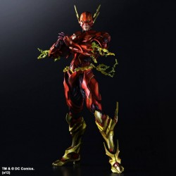 DC Universe - Flash - Play Arts Kai - Variant Play Arts Kai