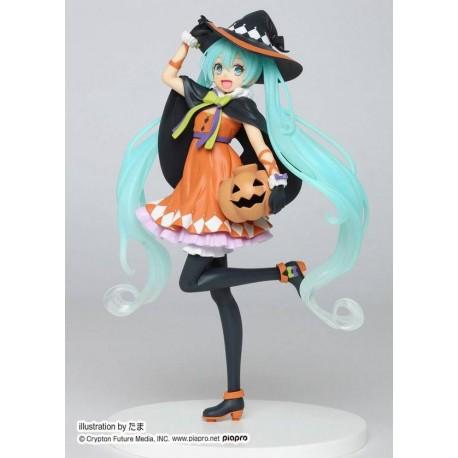 Vocaloid - HATSUNE MIKU (Halloween Version)