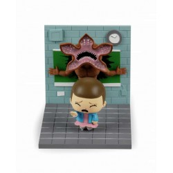 STRANGER THINGS - Eleven vs Demogorgon Diorama - LOOT CRATE Exclusive