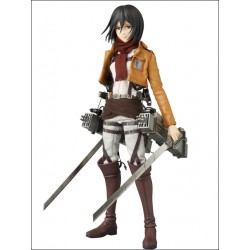 Attack on Titan - Mikasa Ackerman - Real Action Heroes (RAH)