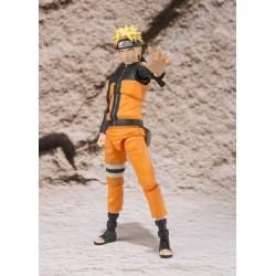 S.H.Figuarts - Naruto Shippuden - NARUTO UZUMAKI (Sennin Mode)