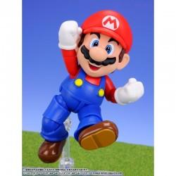 S.H. Figuarts - Super Mario Bros - Mario