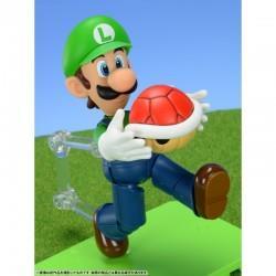 S.H. Figuarts - Super Mario Bros - Luigi