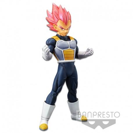 Dragon Ball Super - VEGETA  - Super Saiyan God