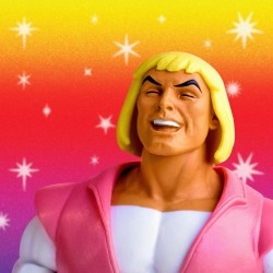 MASTERS OF THE UNIVERSE - Laughing Prince Adam Figure