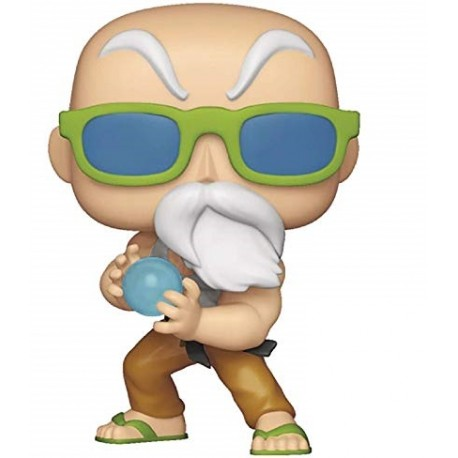 POP - Dragon Ball Z - MASTER ROSHI (Max Power) - Funko