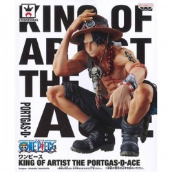 One Piece - King Of Artist The Portgas-D-Ace.