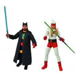 JAY & SILENT BOB - Bluntman & Chronic - Figure Set