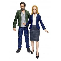 EXPEDIENTE X - Mulder & Scully - SET de figuras