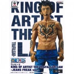 One Piece - King Of Artist The Trafalgar Law - Jeans Freak ver- Azul.
