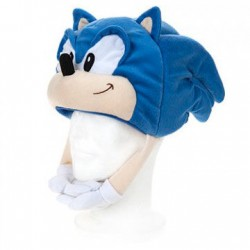 Sonic The Hedgehog - Gorro de peluche