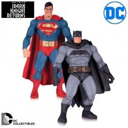 BATMAN : The Dark Knight Returns - 30th Anniversary Figure Set