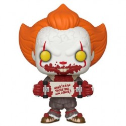POP - IT - PENNYWISE with Skateboard - Funko