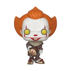 POP - IT - PENNYWISE with Beaver Hat - Funko
