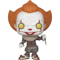 POP - IT - PENNYWISE with Blade - Funko