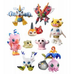 DIGIMON ADVENTURE Data 02 - DIGICOLLE Complete Set