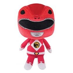 Peluche Power Rangers - RED RANGER - 20 cm
