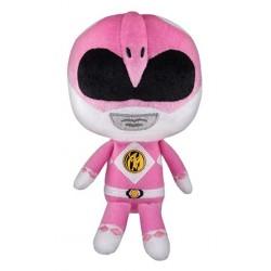 Peluche Power Rangers - PINK RANGER - 20 cm