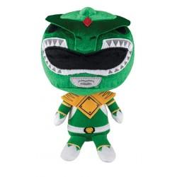 Peluche Power Rangers - GREEN RANGER - 20 cm