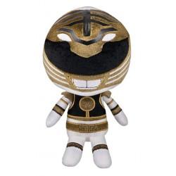 Peluche Power Rangers - WHITE RANGER - 20 cm