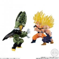 Dragon Ball Adverge Motion - GOKU + GOHAN + CELL