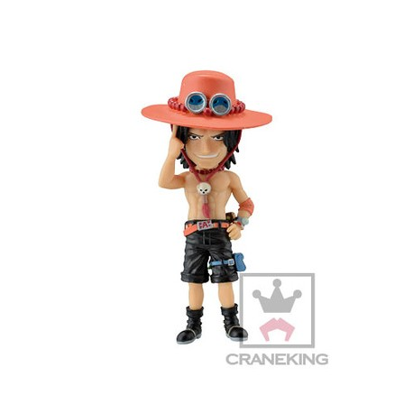 ONE PIECE - Portgas D. Ace - WCF