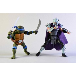 Tortugas Ninja - LEONARDO & SHREDDER - Pack