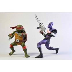 Tortugas Ninja - RAPHAEL & FOOT SOLDIER - Pack