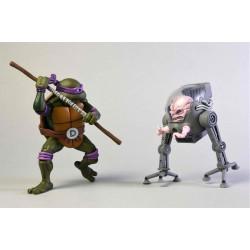 Tortugas Ninja - DONATELLO & KRANG - Pack