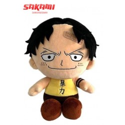 Peluche One Piece - ACE - 20 cm