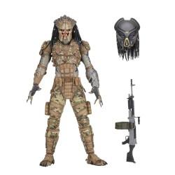 THE PREDATOR - Emissary Predator II - Ultimate Action Figure